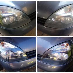 Avant/Après Renault Clio