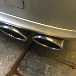Mercedes Classe E Après