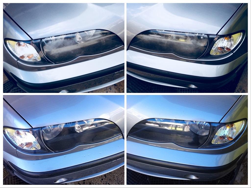 Avant/Après BMW série 3