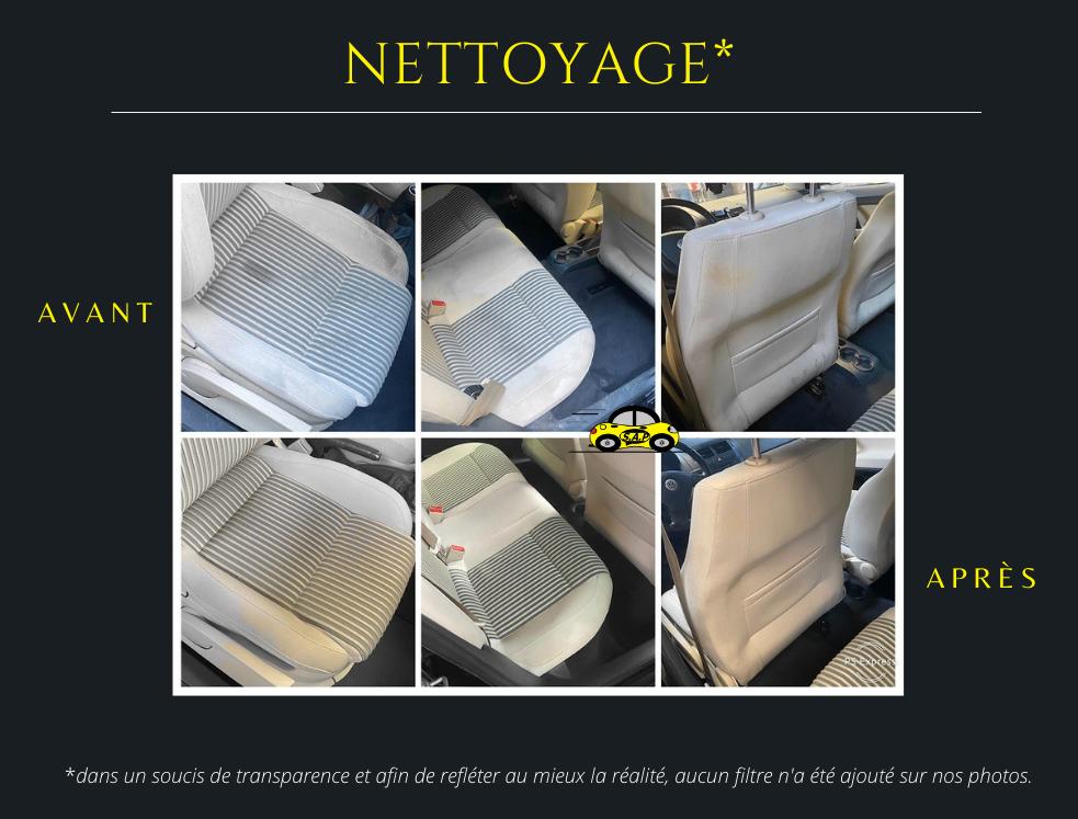Nettoyage Volkswagen Polo