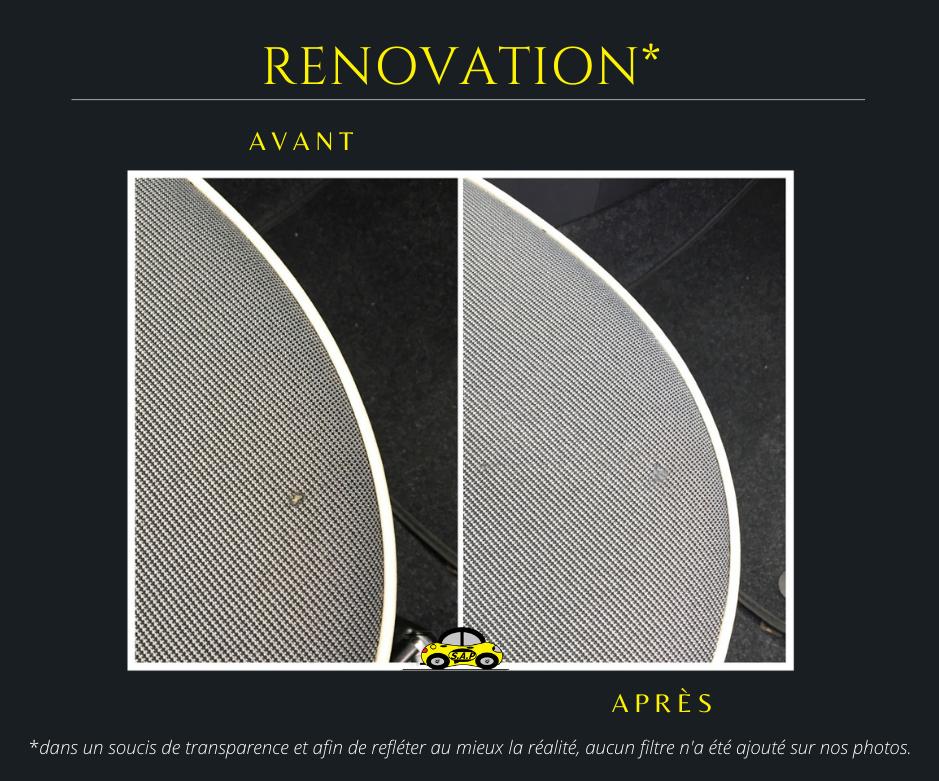Rénovation textile