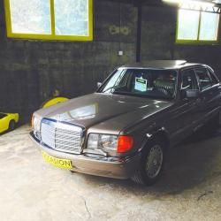 Mercedes 420 SEL