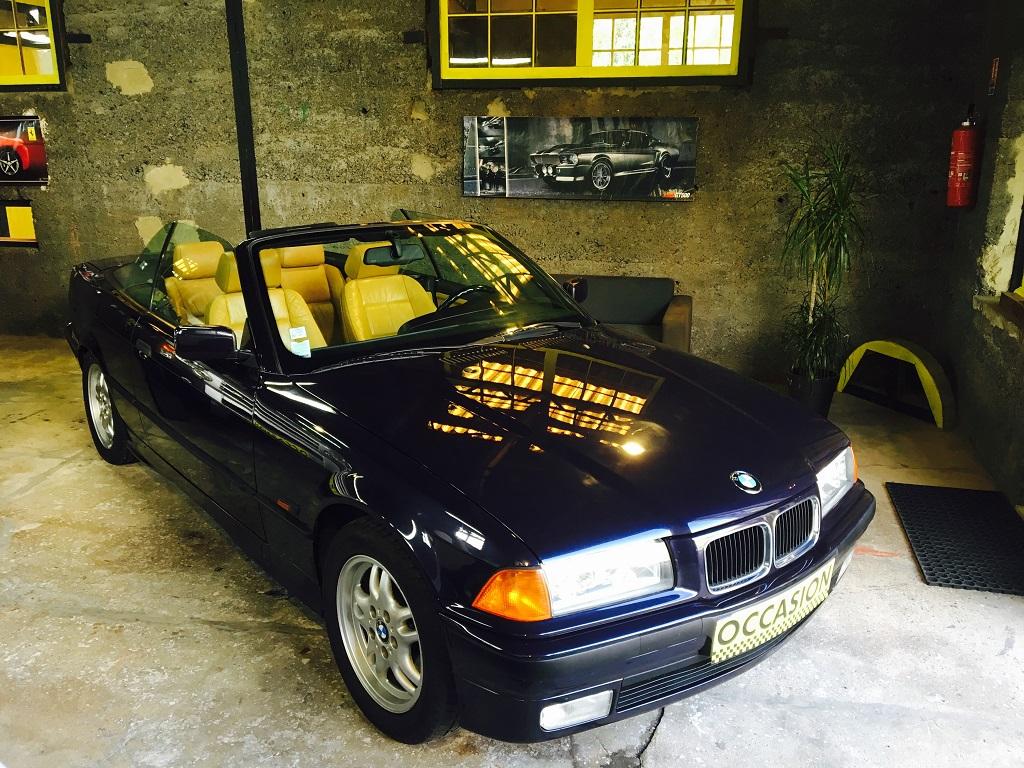 BMW série 3 Cab