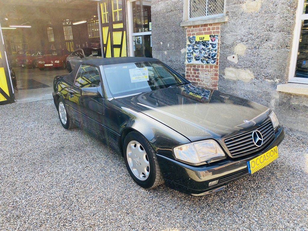 Mercedes SL300 24