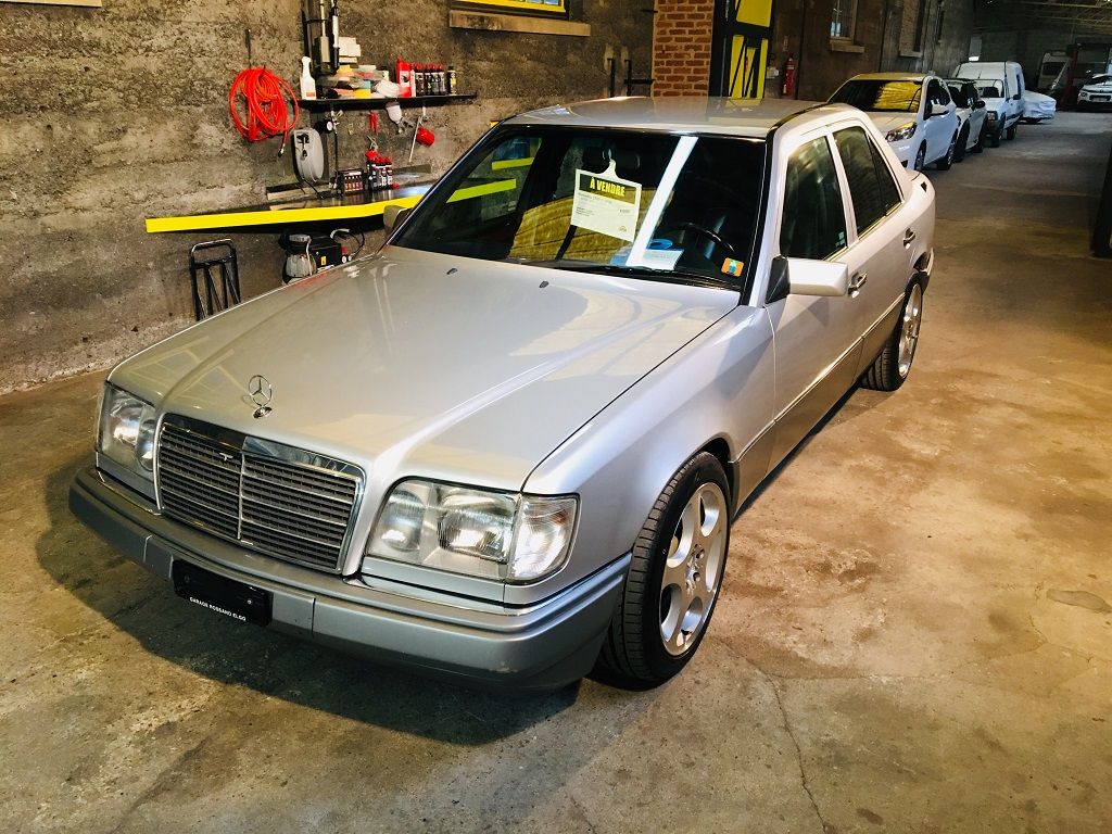 Mercedes E300D