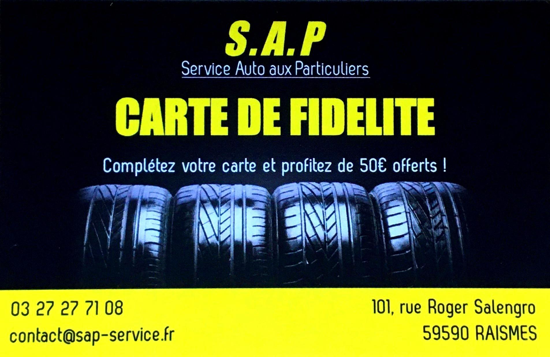 Carte fidelite 1